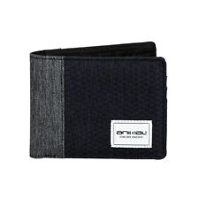 ANIMAL MENS WALLET.NEW PROVOKED NAVY CREDIT CARD MONEY NOTE COIN PURSE 8W 10 F94