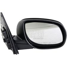Fits Forte 10-10 Passenger Side Mirror Replacement - Sedan - With Signal Lamp