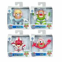 Disney Pixar Toy Story 4 Mini Mr Potato Head Figure - Bo, Duke, Buzz or Forky