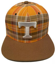 "Zephyr Ncaa Tennessee Volunteers ""Gaelic"" Flat Bill Strap-back Hat New With Tags"