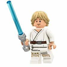 LEGO Luke Skywalker Tatooine STAR WARS Minifigure Death Star 75159 w/ Lightsaber