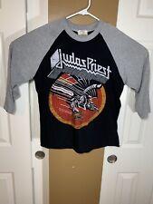 Easyriders JUDAS PRIEST Screaming For Vengeance 3/4 sleeve shirt Large