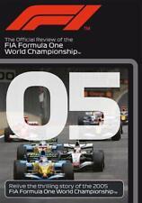 Formel 1 Saison Rückblick 2005 [DVD] *NEU* F1 2005 Official Review Alonso Schumi
