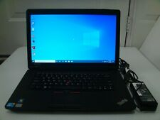 Lenovo Thinkpad Edge 0319 Win 10(4gb*320gb*Core i3)Web*HDMI*DVDRW*AUT#2107*NR*