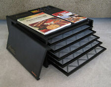 Excalibur 5 Tray Food Dehydrator with Timer #3526T, includes Manual & Cookbook