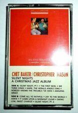Chet Baker & Christopher Mason - Silent Nights / MC / OVP Sealed / Cassette Tape