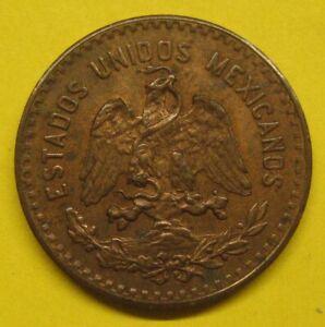 1927 Mexico, 5 Centavos Take a Look