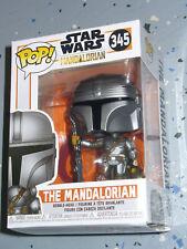 In Hand ! Star Wars Funko Pop Vinyl Figure - The Mandalorian # 345