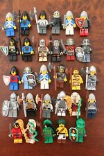 LEGO 1x  Minifig Knight Castle Kingdoms Guard Soldiers Viking Gladiator Egyptian
