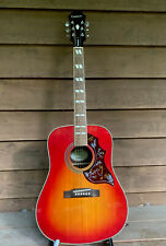 HUMMINGBIRD Epiphone Solid Top Acoustic Guitar