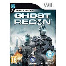 Nintendo Wii Spiel Tom Clancy's Ghost Recon (Clancys) NEU