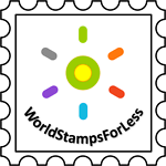 World Stamps For Less