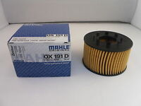 Ford Mondeo Transit 2.0 2.2 2.4 Oil Filter Diesel 2000 to 2007 *MAHLE OX191D