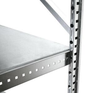 Scholz System Lagerregal Schwerlast-Regal Steckregal Komponenten modular 192  cm