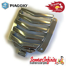 Horn Cover Inlay Vespa GTS Super Sport (Sport Look) (Chrome) (Genuine PIAGGIO)