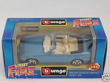 [PF3-29] BBURAGO BURAGO 1/43 STREET FIRE COLLECTION #4109 MERCEDES-BENZ 300 SL