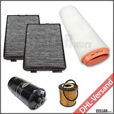 Filterset Servicekit BMW 5er E39 | 525d 530d | 163 PS 193 PS | 02/2000 - 05/2005