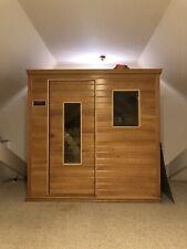 TheraSauna - Infrared 4 person sauna