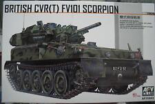 AFV CLUB 1/35 British CVR(T) FV101 Scorpion Armor vehicle