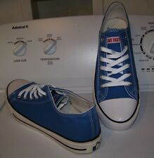 NEW Vintage FACEBOOK LIMITED EDITION Hi-Top Shoes Sneakers 12 Blue Converse Keds