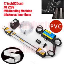 "Acrylic Plastic 48""inch 120cm PVC Bending Machine Heater Hot Heating Bender 220v"