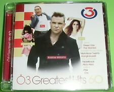 Ö3 Greatest Hits 60 (CD) Usher, Green Day, Klangkarussell, Psy, Aura Dione, Lena