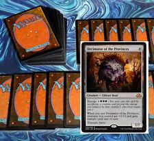 mtg GREEN BLUE ELDRAZI EMERGE DECK Magic the Gathering rare cards SOI