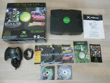 Xbox Halo + Midtown Madness 3 Limited Edition Bundle und Controller in OVP