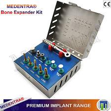 Kit de expansión expansor de hueso vio Discos Taladros hueso manipulación colocar implantes
