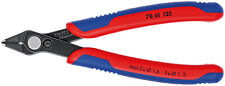 Electronic Side Cutter F6 125 Mm Super Knips by KNIPEX