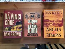 Da Vinci Code Lot with Angels & Demons