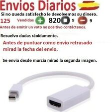 Adaptador Mini Display Port mini dp HDMI TV 1.3 HD para iMAC MAC Book Pro Air
