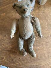 Antique stieff teddy bear Circa 1905-1906 Well Loved 12 Inch