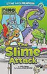 The Slime Attack (Dino Detectives)-ExLibrary