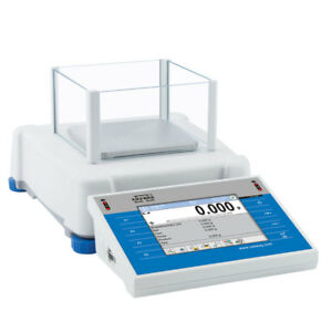 Precision Milligram Lab Balance Radwag PS 450.3Y 450g x 1mg Scale RS232 USB Wifi