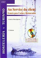 Frances para cocina y restauracion + CD: au service du client