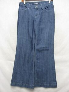 D3068 David Kahn Boot cut USA Made High Grade Jeans Women 30x29