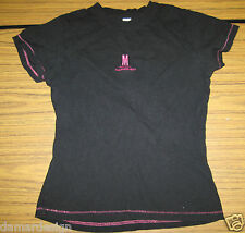 ☆ FLAWLESS Authentic MacWorld EXPO SHIRT Women's Medium Anvil APPLE iWorld GIRL