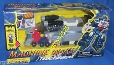 Transformers Machine Wars Optimus Prime RID New Factory Sealed 1996