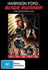 BLADE RUNNER (DIRECTOR'S CUT) - BRAND NEW & SEALED DVD (HARRISON FORD)