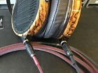 Ultimate Audeze LCD-2, LCD-3, LCD-4, LCD-XC Headphone 6ft COPPER/SILVER Cable
