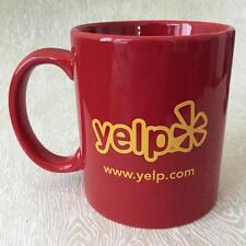 Yelp Logo Sharing Reviews Is Fun Promotional Mug Cup