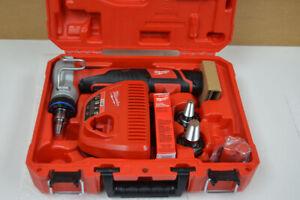 Milwaukee 2432-22 12V Lithium-Ion Cordless ProPEX Expansion Tool Kit