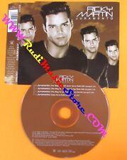 CD singolo RICKY MARTIN JURAMENTO 2003 no mc lp vhs dvd (S3)