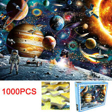 1000 Pieces Jigsaw Puzzles Educational Toy Space traveler Educational Puzzle New