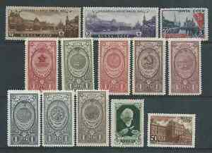 RUSSIA NICE MNH LOT MID PERIOD ISSUES