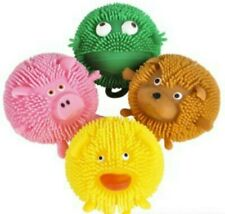 2 Squeeze Animal Stress Relief Fun Toy School Gifts Great Party Favor