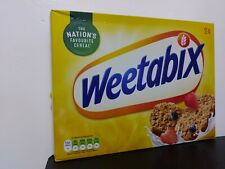 WEETABIX CEREAL 24 BISCUITS FAMILY PACK.