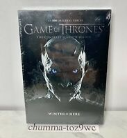 Game Of Thrones: Complete Seventh Season (DVD) w/Slipcover) BRAND NEW! (NWT!)