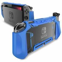 For Nintendo Switch Console Joy-Con Controller, Genuine Grip Dockable Cover Case